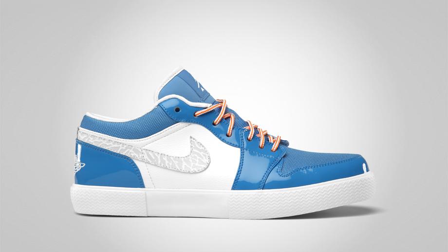 Release Reminder: Air Jordan Retro V.1 'Italy Blue'