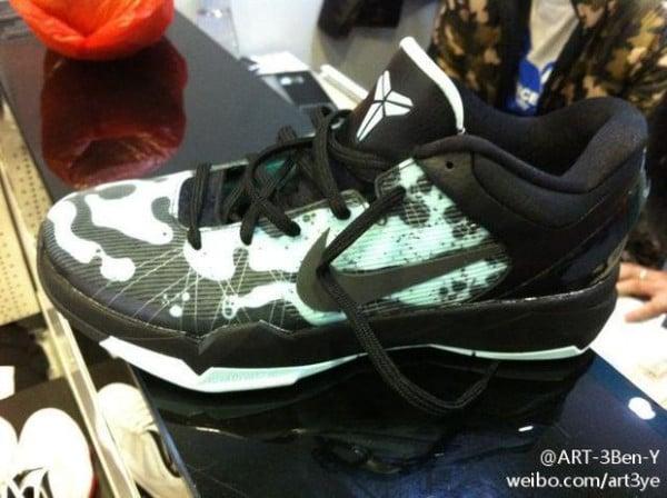 Nike Kobe VII (7) 'Poison Dart Frog'