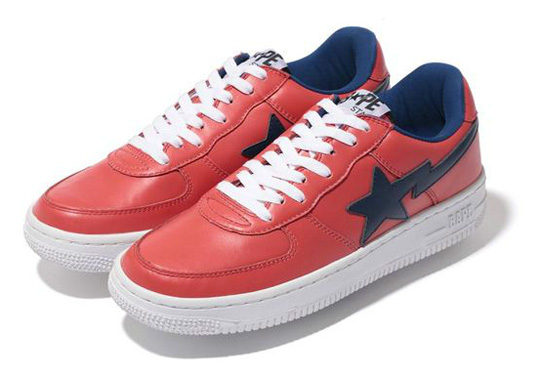 A Bathing Ape Bape Sta Leather Pack - Spring 2012