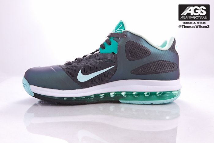 Nike LeBron 9 Low 'Easter' - Up Close