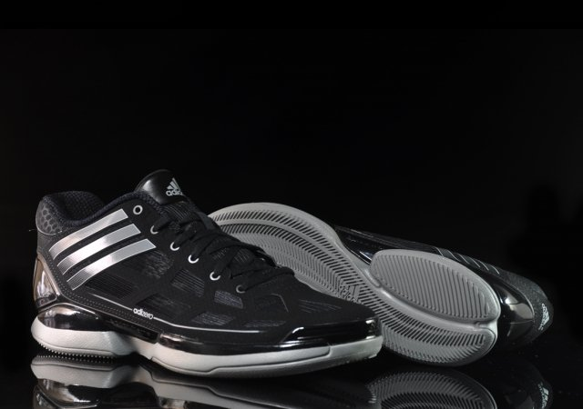 save off 61050 8dbb8 Adidas Adizero Crazy Light Low 39black Shift Grey39 Now