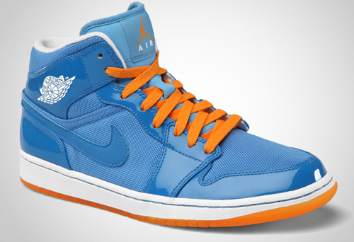 "Air Jordan 1 Phat ""University Blue"""