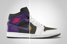 Air Jordan I (1) Phat – Upcoming Colorways
