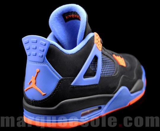 "Air Jordan Retro IV (4) ""New York Knicks"" - More Images"