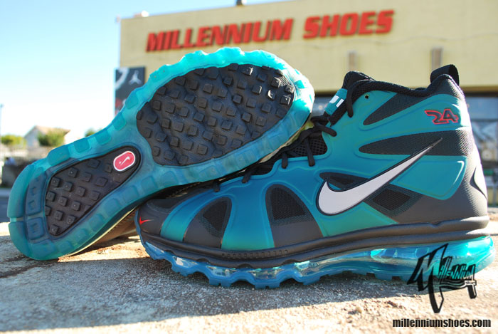 Nike Air Max Griffey Fury 'Freshwater' - Now Available