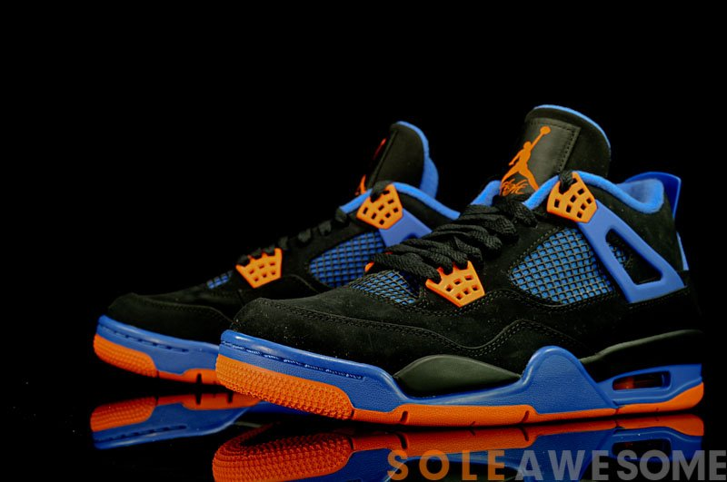 outlet store 0170a 90995 Air Jordan IV (4) 'Cavs' - New Images | SneakerFiles