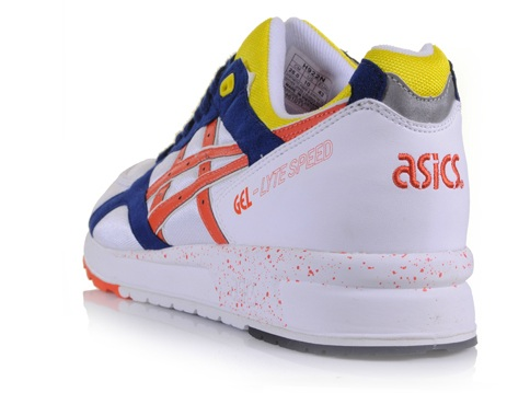 "Asics Gel Lyte Speed ""Tomatoes"""