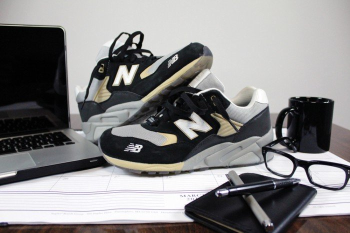 Burn Rubber x New Balance MT580 'White Collar' - Now Available for Pre-Order