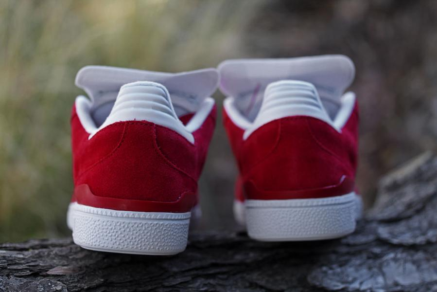 adidas Skate Busenitz 'University Red' - Now Available