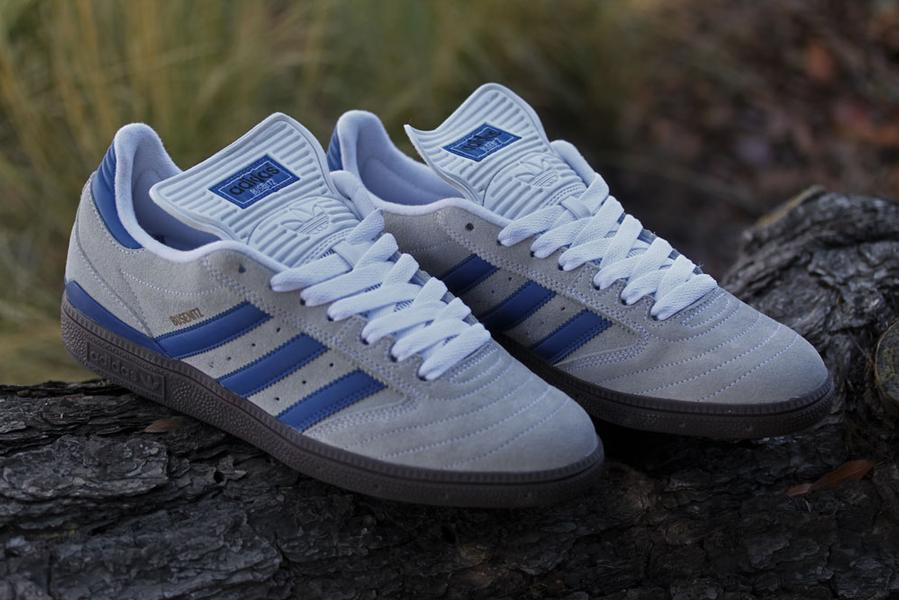 adidas Skate Busenitz 'Running White/Satellite Blue' - Now Available