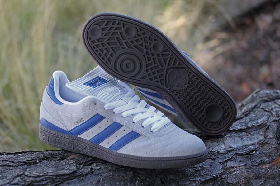 adidas Skate Busenitz 'Running White/Satellite Blue' - Now Available