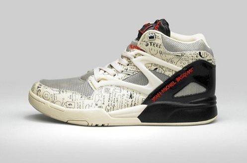 Basquiat x Reebok Capsule Collection - Spring/Summer 2012
