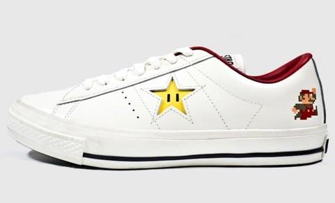 "Converse One Star Ox ""Super Mario Bros."""