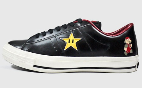 "Converse One Star Ox ""Super Mario Bros."""