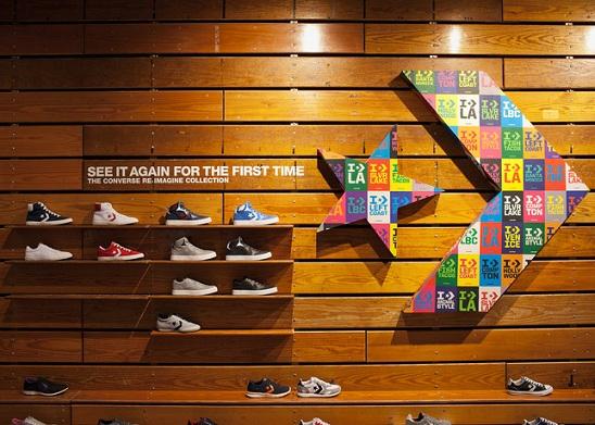 Converse Opens Santa Monica, CA Flagship Store