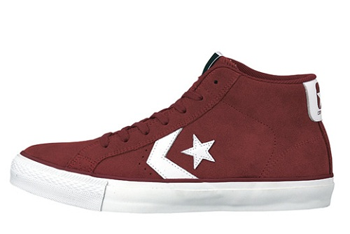 Converse PL Street Suede Mid - Spring 2012 Collection