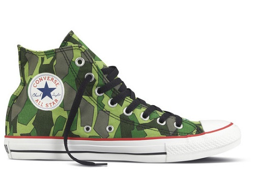 Gorillaz x Converse - Spring 2012 Collection