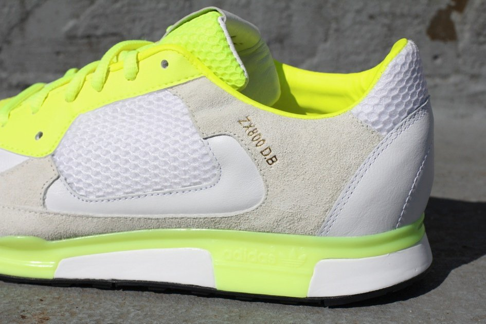 adidas Originals by David Beckham ZX 800 'Electric' - Now Available