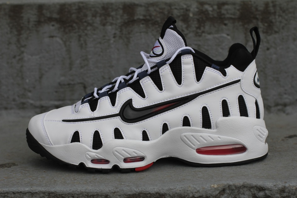 Nike Air Max NM 'White/Obsidian-Red' - Now Available