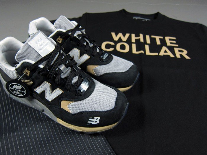 Release Reminder: Burn Rubber x New Balance MT580 'White Collar'