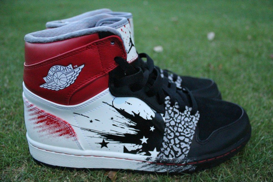 Dave White x Air Jordan 1 'WINGS For The Future' - New Release Date