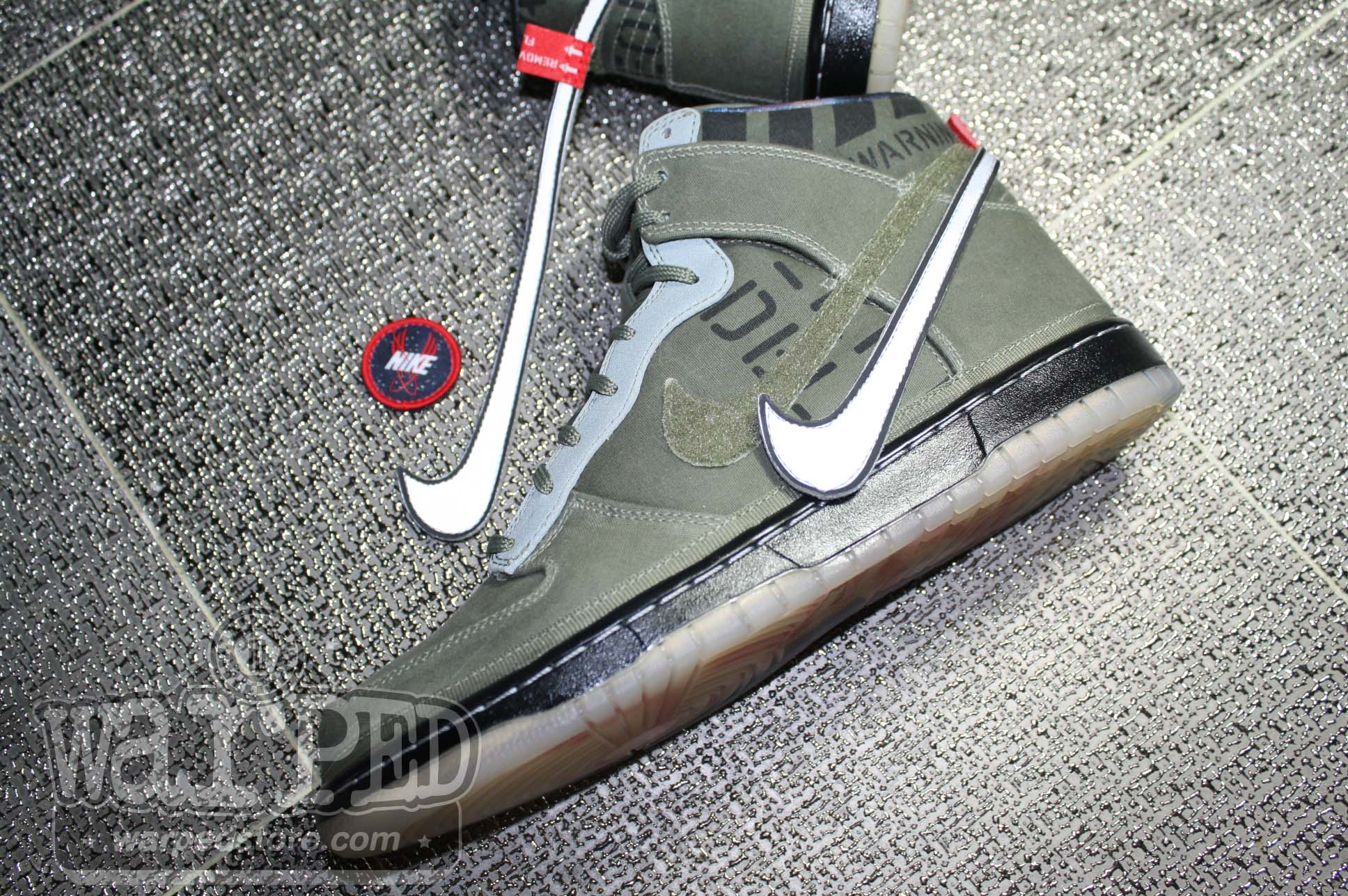 Nike Dunk High Premium 2012 NBA ASG - Another Look