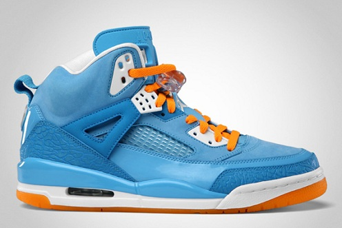 "Jordan Spizike ""University Blue"" - Official Jordan Brand Images"