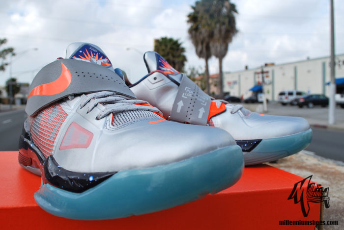 Nike Zoom KD IV 'All-Star' - Another Look