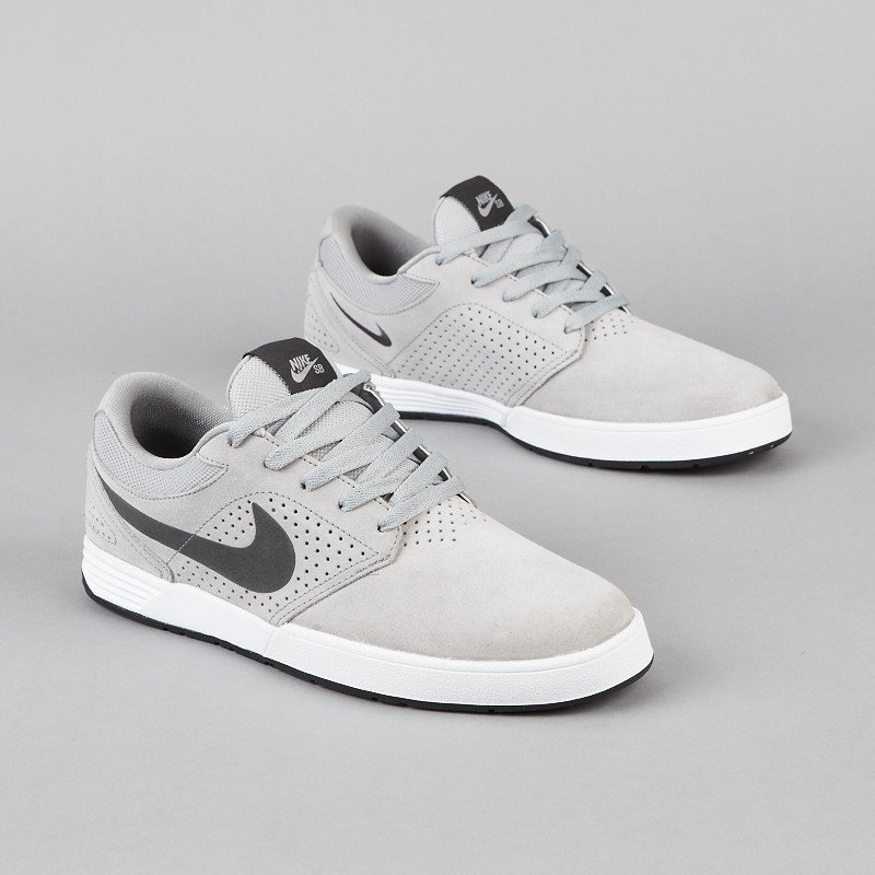 Nike SB P-Rod 5 'Matte Silver' - Now Available