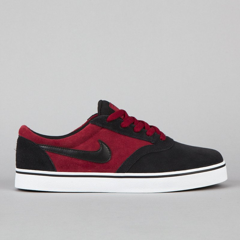 d367051f681 Nike SB Vulc Rod  Team Red Black  - Now Available