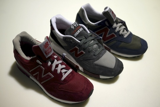 New Balance Made in USA - Fall/Winter 2012 Preview