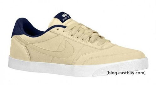 Nike 6.0 Zoom Killshot LR - Light Bone/Midnight Navy