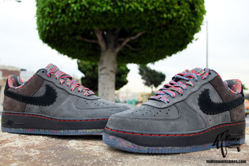 "Nike Air Force 1 Low ""Black History Month"" - Another Look"