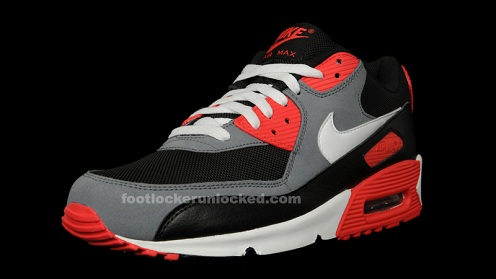 "Nike Air Max 90 ""Reverse Infrared"" - Available Now"