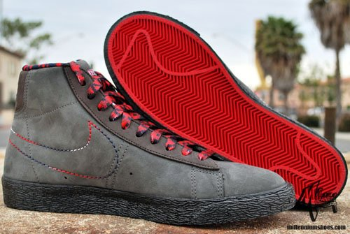 """Nike Blazer """"Black History Month"""" - Another Look"""