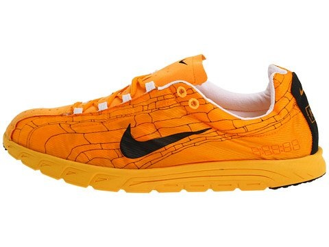 Nike Mayfly - Industrial Orange/Black-White