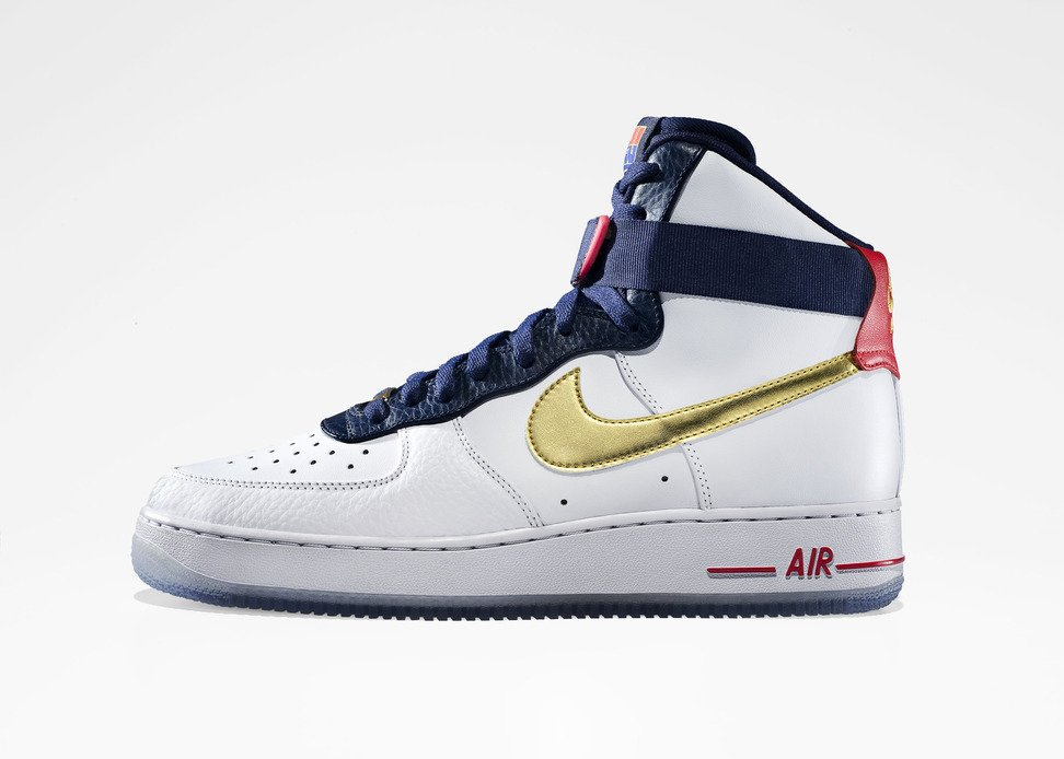 38f035d56d07e Nike Air Force 1 High  USA