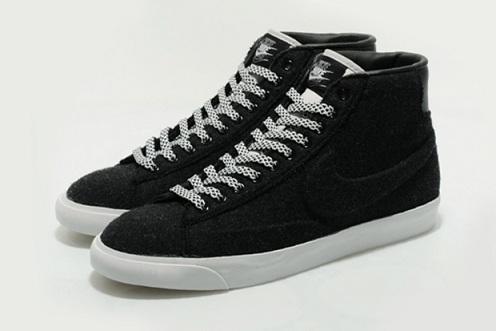 Nike Sportswear Blazer Mid - Wool Vac Tech