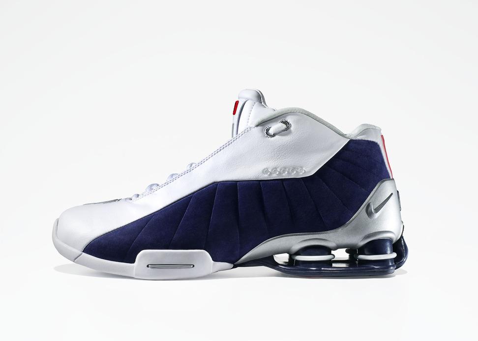 Nike Shox BB4 'USA'