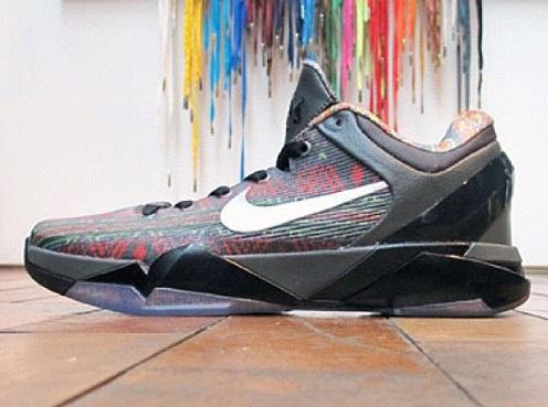 "Nike Zoom Kobe VII (7) ""Black History Month"""