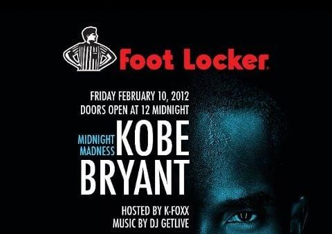 "Nike Zoom Kobe VII ""Shark"" NYC Midnight Madness Release"