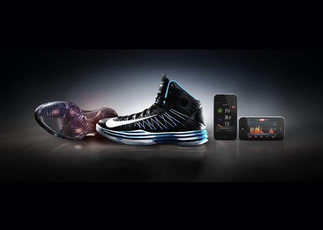 Nike Unveils Nike+ Basketball