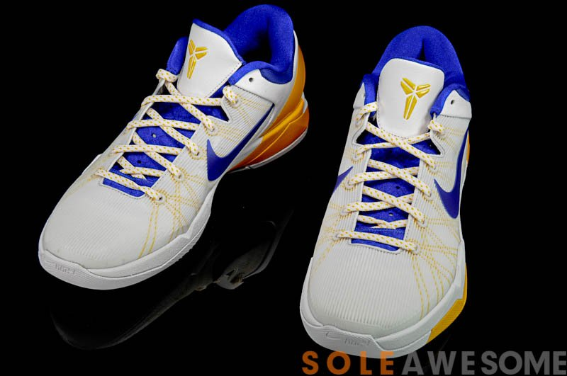 "Zoom Kobe VII ""Duke"" Kicksaddict Nike Kobe VII (7) ... f31cb2e92"