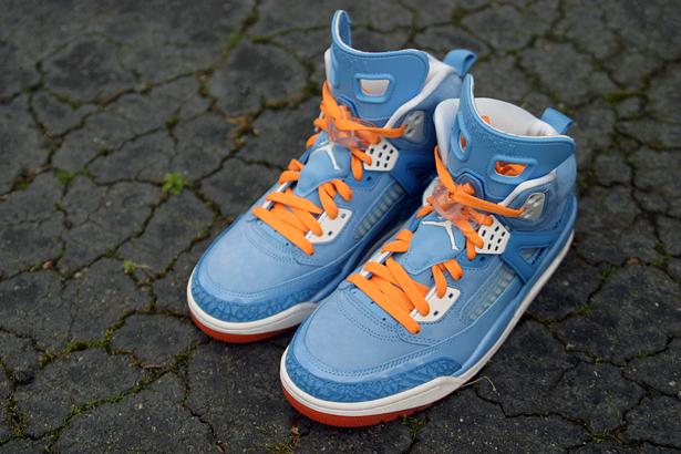 factory price 01f5d 2b740 Air Jordan Spiz ike  University Blue  ...
