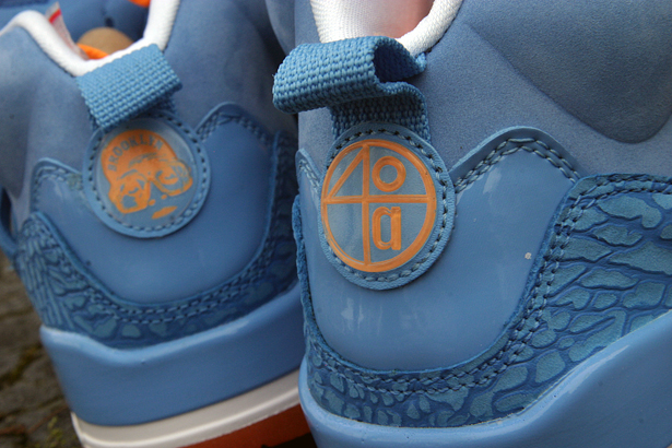 Air Jordan Spiz'ike 'University Blue' - Another Look