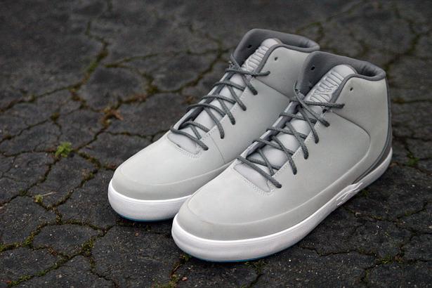 Jordan Grown V.9 'Cool Grey/Imperial Blue'