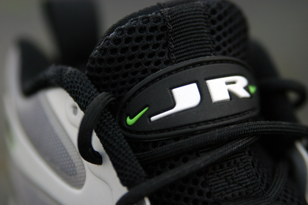 Nike Air Max Griffey Fury 'Black/White-Action Green' - Another Look