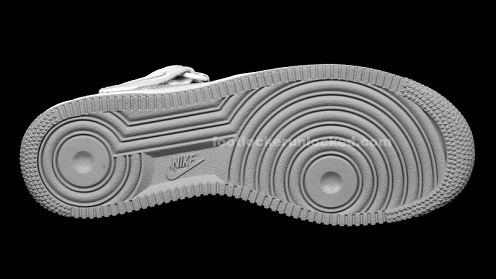 Release Reminder: Nike Air Force 1 Mid White/Grey