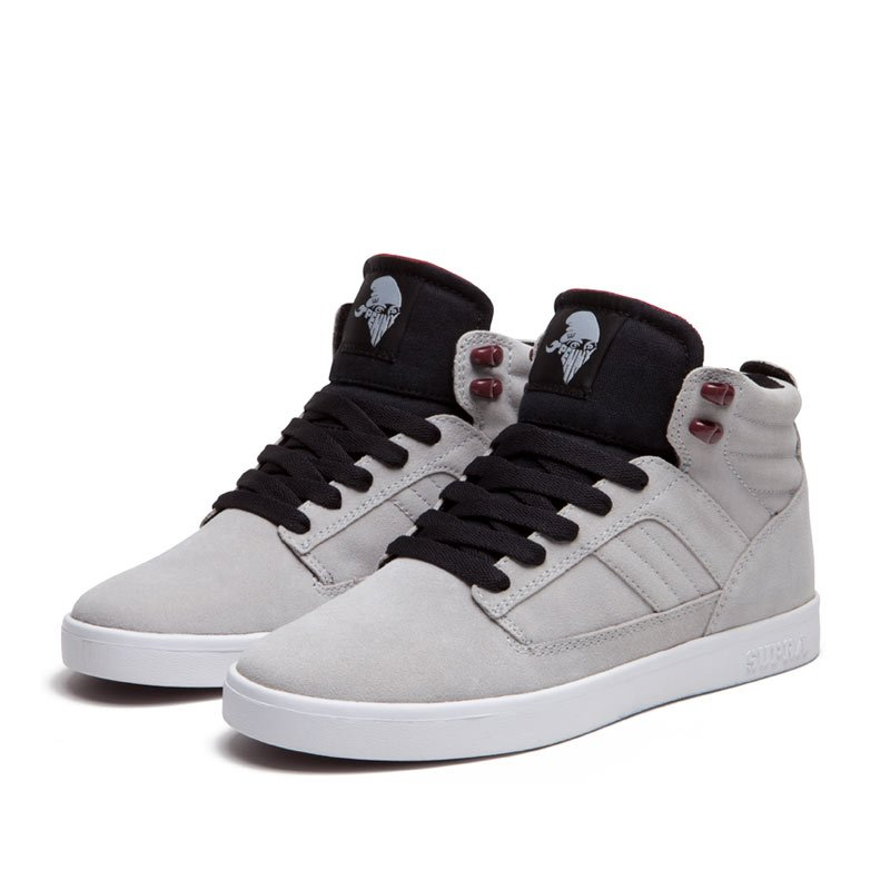 Supra Bandit 'Light Grey' - Now Available