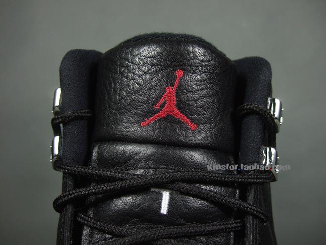 Air Jordan XII (12) 'Playoffs' - Detailed Look